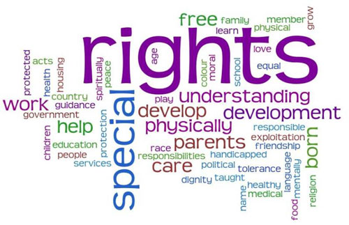 Rights of the Child  The Mother and Child Health and Education Trust